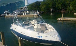 23' Yamaha Bow Rider Perfect for a Day Out on the Bay!