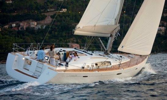 Charter 54' Beneteau Oceanis Cruising Monohull In Tambon Ko Chang, Thailand