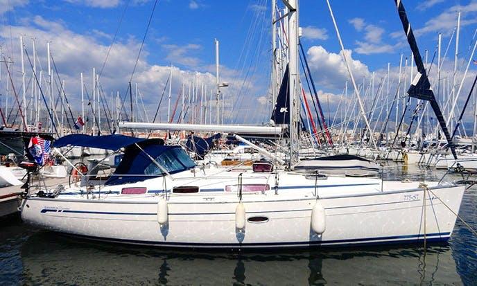 Charter 38' Delmat Bavaria Cruiser Cruising Monohull in Split, Croatia
