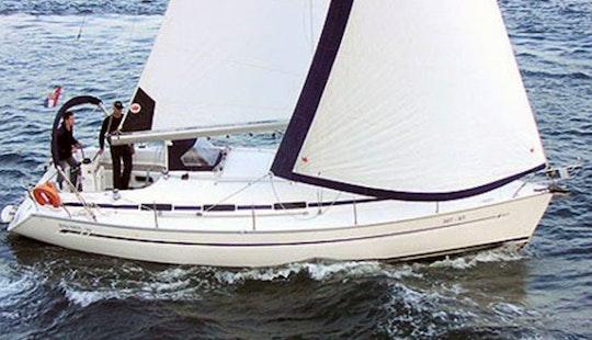 Charter 36' Mala Tonka Bavaria Cruiser Cruising Monohull In Split, Croatia