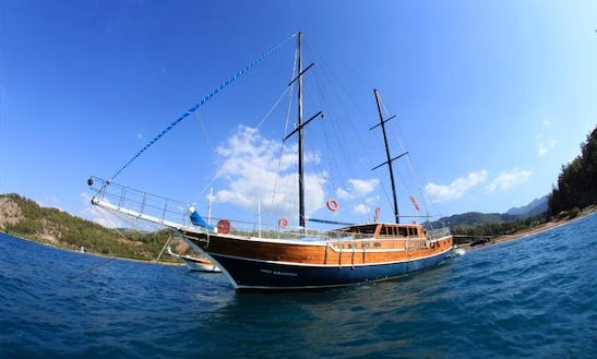 Charter 98' Arogan Gulet In Muğla, Turkey