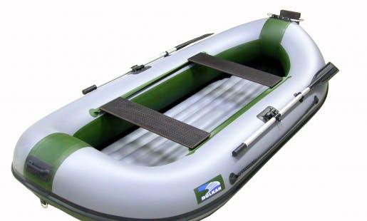Kayak and Canoe rental Laivuire.lv, Dulkan Raft in, Latvia