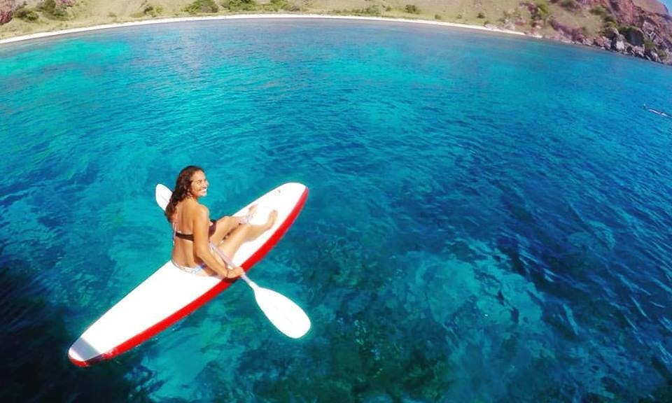 Enjoy Stand Up Paddleboard Lessons and Rentals in Pujut, Nusa Tenggara