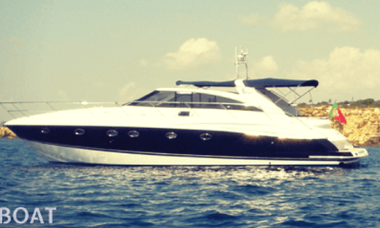 Charter 53' Princess Motor Yacht In Faro, Portugal