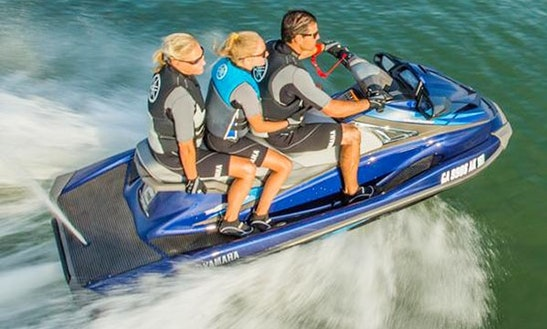 Yamaha Vx Waveruners Jet Ski Rental In Sister Bay, Wisconsin