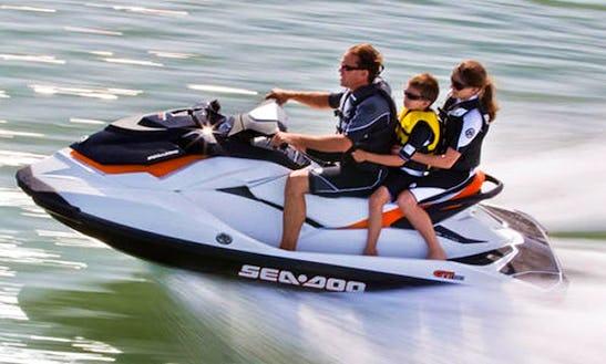 Sea Doo Jet Ski Rental In Fish Creek, Wisconsin