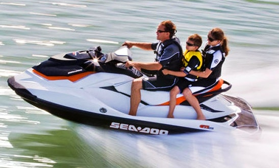 Sea Doo Jet Ski Rental In Fish Creek, Wisconsin