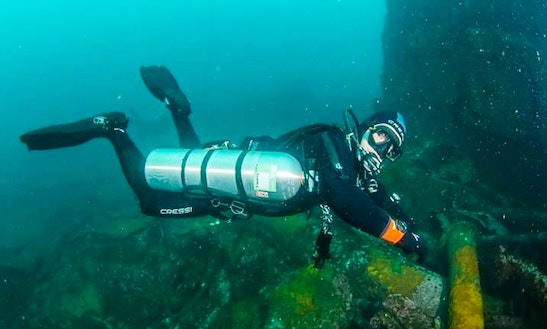 Enjoy Diving Trips And Courses In Porto, Portugal