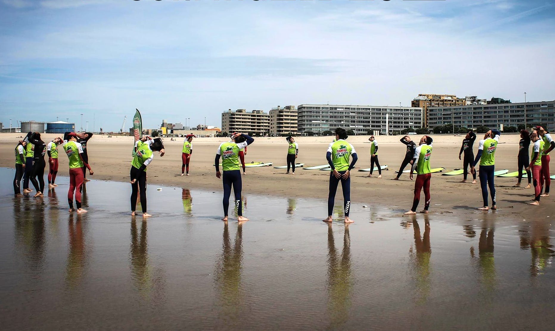 Enjoy Surf Lessons & Rentals in Matosinhos, Porto