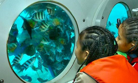 Enjoy Odyssey Submarine Tours In Bali, Indonesia