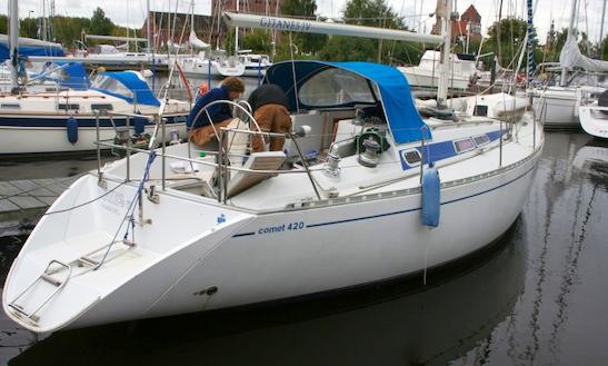 Charter 41' Cruising Monohull In Trzebież, West Pomerania