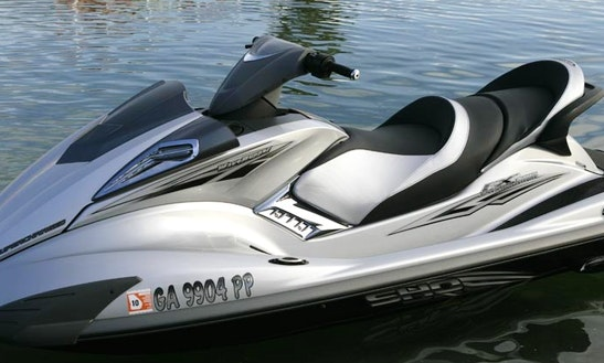 Jet Ski Rental In Tampa, Florida