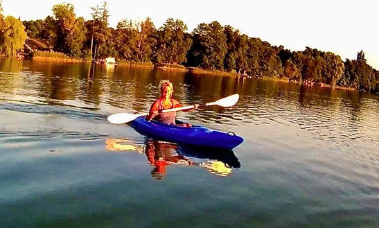 Explore Mittenwalde, Germany With This Kayak
