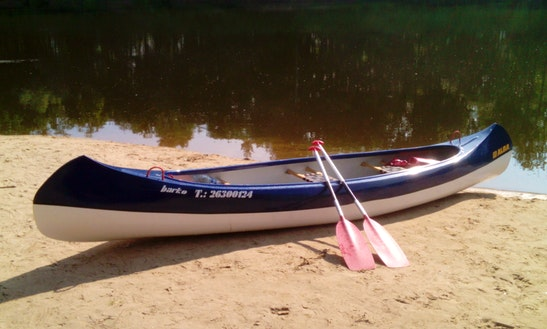 Rent A Canoe In Sigulda, Latvia