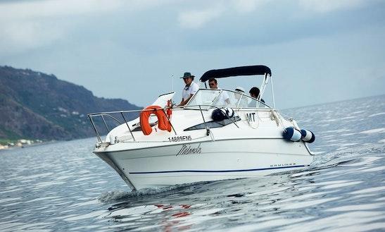 Charter A Miranda Motor Yacht In Lombo Do Doutor, Madeira