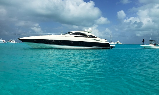 70' Sunseeker Predator Yacht. Great Price