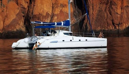 46′ Cruising Monohull Charter In Panamá, Panama