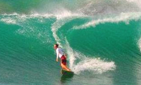 Enjoy Surfing In Oaxaca, Mexico