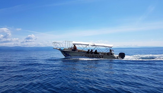 Water Taxi In Opatija