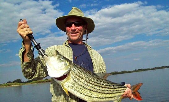 Enjoy Fly Fishing In Livingstone, Zambia