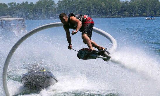 Enjoy Hoverboarding In Le Verdon-sur-mer, France