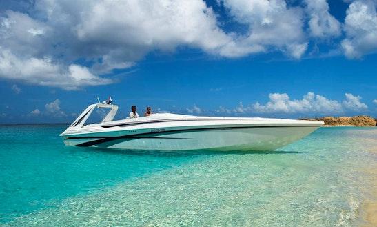 Charter 39' Sonic Motor Yacht In Saint Martin