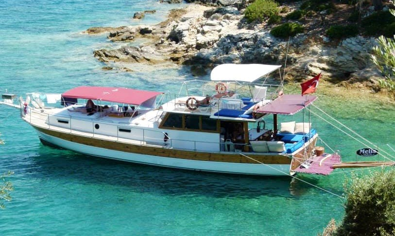 Book your unforgettable sailing excursion in Mugla, Turkey!