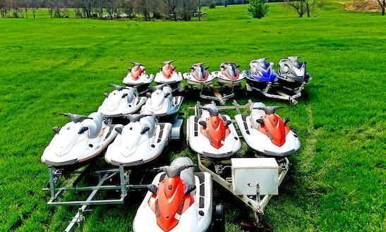 Yamaha Waverunner Jet Ski Rental In Fair Play, South Carolina