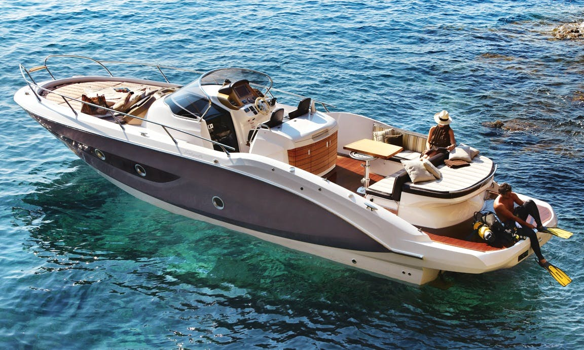 Charter Motor Yacht In Mount Lebanon Governorate, Lebanon