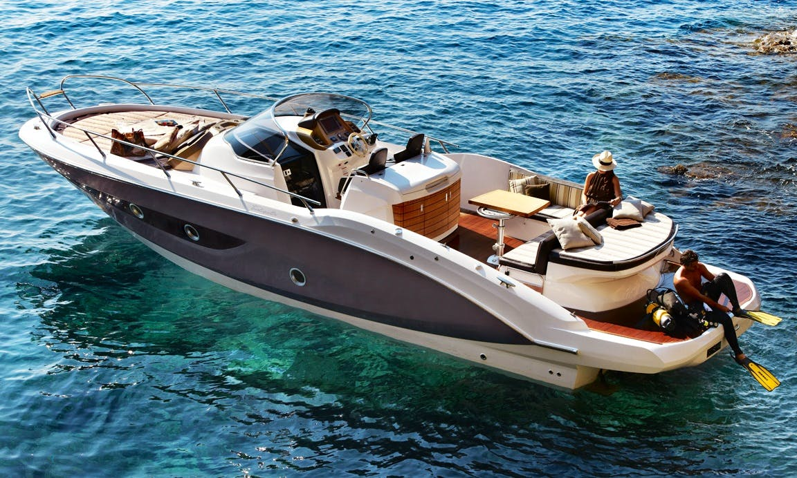 Charter Motor Yacht In Mount Lebanon Governorate, Lebanon