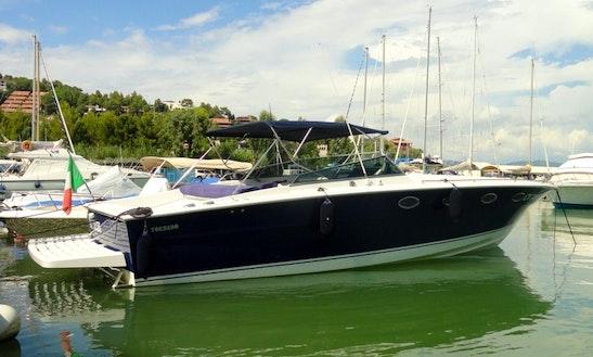 Charter 39' Tornado Motor Yacht In Porto Ercole, Toscana