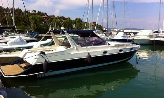 Charter 35' Airon Marine Motor Yacht In Porto Ercole, Toscana