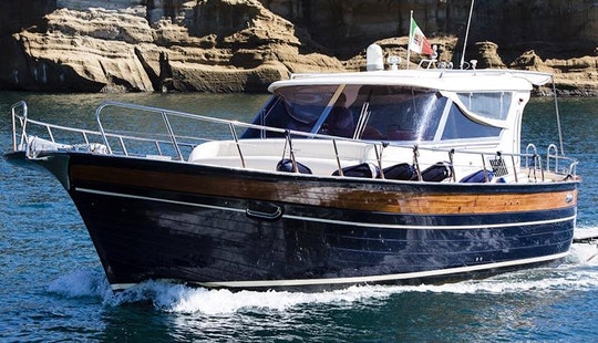 Charter Fiart 50 Ginious Motor Yacht In Bacoli, Italy