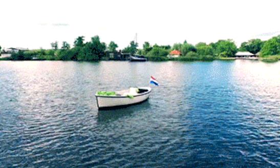 Rent 20' Escape 600 Sloep Dinghy In Grou, Netherlands