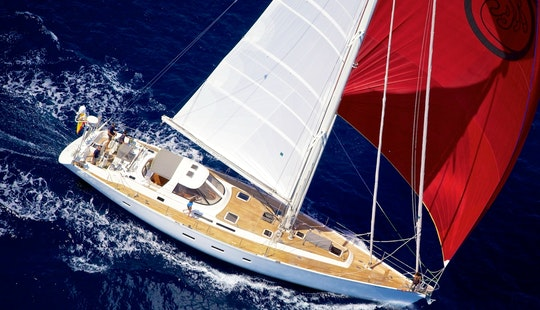 Sailing Charter On 77ft