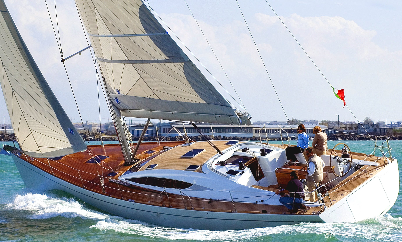 "Charter 52ft ""Boiro II"" Comet RS Cruising Monohull In Ibiza, Spain"