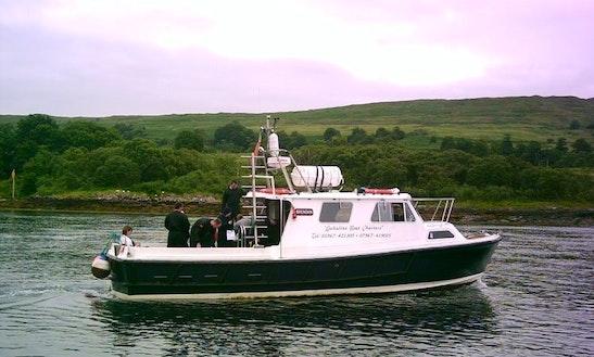 Charter 44' Trawler In Scotland, United Kingdom
