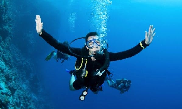 Enjoy Diving Trips and Courses in Caesarea, Israel