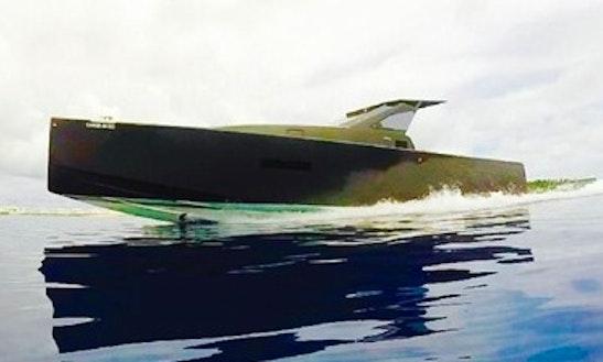Charter 43' Motor Yacht In Amilla Fushi, Republic Of Maldives
