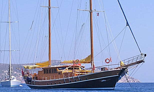 Charter 82' Myra Gulet in Muğla, Turkey