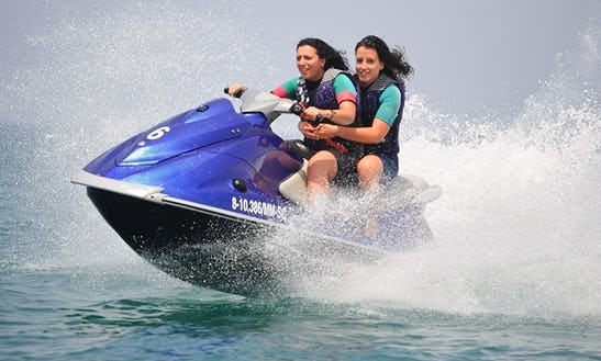 Thrilling Two-seater Yamaha Vx1100 Jet Ski Rental In Agadir, Morocco