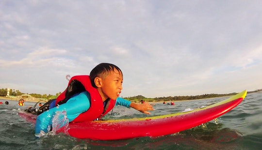 Surf Rentals And Lessons At Ngwe Saung Beach In Ayeyarwaddy, Myanmar