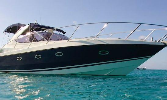 Charter 44' Motor Yacht In Grand Bay, Mauritius