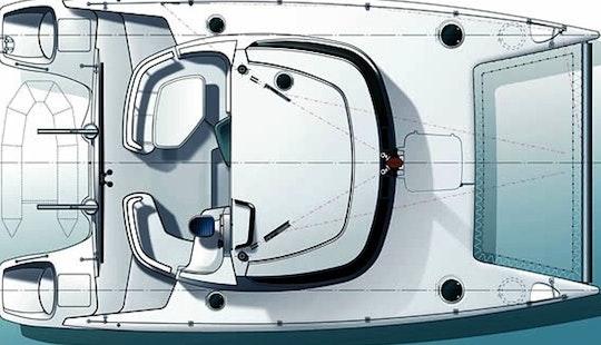 Grenadines - 40' Cruising Catamaran - Friends Pkg Pay As You Go