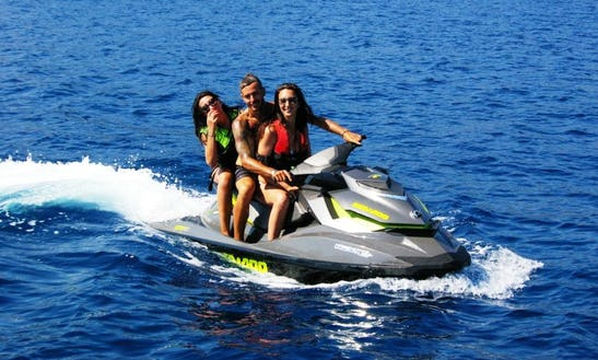 Rent 16' Sea Doo Jet Ski In Bordighera, Liguria
