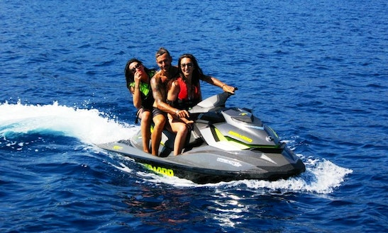 Rent 16' Sea Doo Jet Ski In Bordighera, Liguria