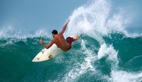 Professional Surf Lessons And Rentals In Campobello Di Mazara, Sicilia