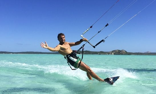 Enjoy Kitesurfing Lessons And Rentals In Antsiranana, Madagascar