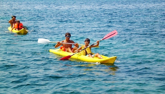 Rent A Kayak In Ouranoupoli, Chalcidice