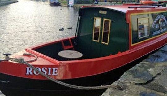 Hire Rosie Canal Boat In Skipton, England